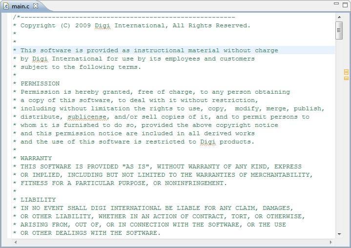 5  Flashing a debuggable bootloader - XBee SDK Documentation